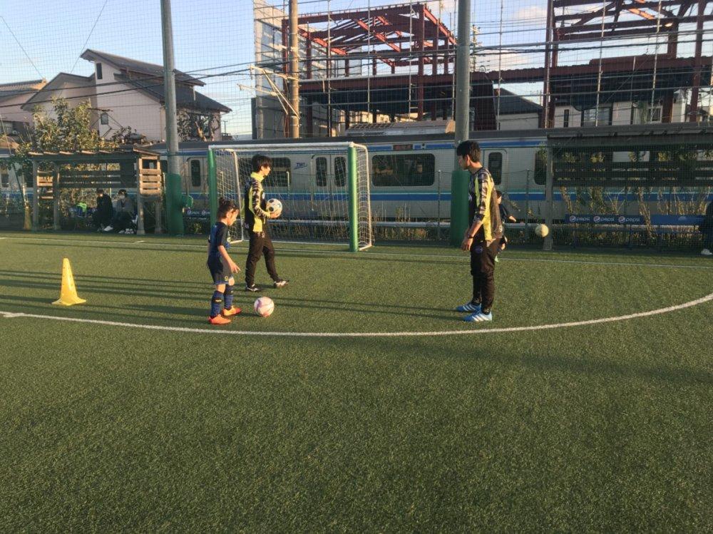「良い部分を伸ばすトレーニング!」  セリオサッカースクール日誌(西大宮校)