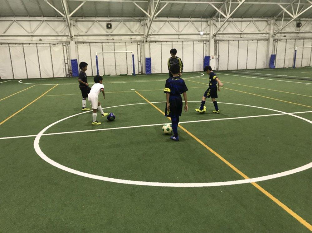 「サッカーだけではダメ!」  セリオサッカースクール日誌(与野校)