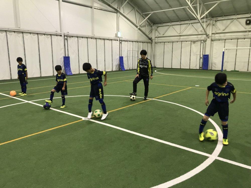 「自主性!」  セリオサッカースクール日誌(与野校)