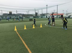 「新しい仲間と!」 2018.5.18 セリオサッカースクール日誌(西大宮校)written by 佐藤コーチ