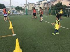 「見て判断する!」 2018.8.10 セリオサッカースクール日誌(西大宮校)written by 佐藤コーチ