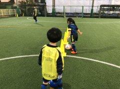 「やろうとする意識!」  セリオサッカースクール日誌(西大宮校)