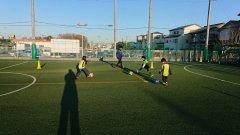 「良いコーチングをしよう!」  セリオサッカースクール日誌(西大宮校)