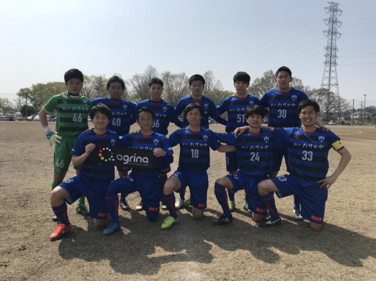 埼玉県社会人サッカーリーグ2部B 第1節 vs.北坂戸SC 試合結果