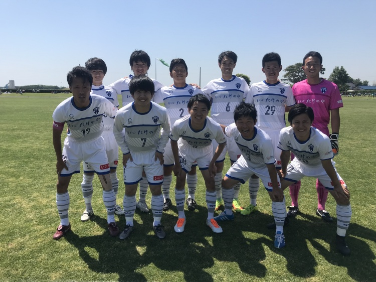 関東サッカーリーグ1部 前期第5節 vs.VONDS市原FC 試合結果