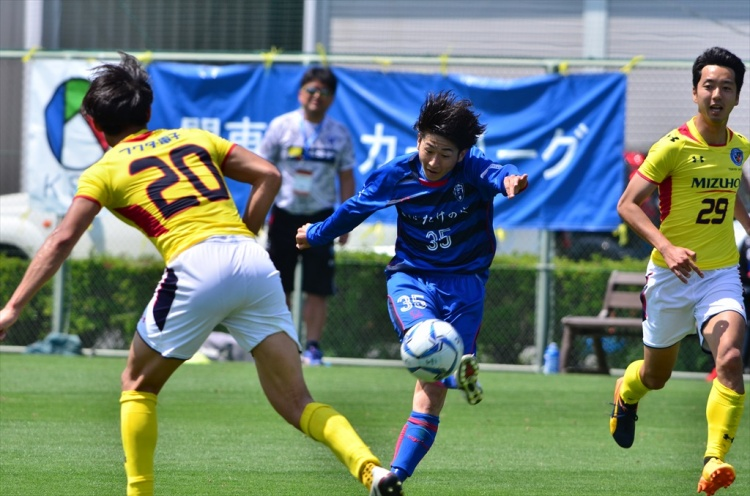 ~agrina presents match~ 関東サッカーリーグ1部 前期第4節 vs.TOKYO UNITED FC ギャラリーアップのお知らせ