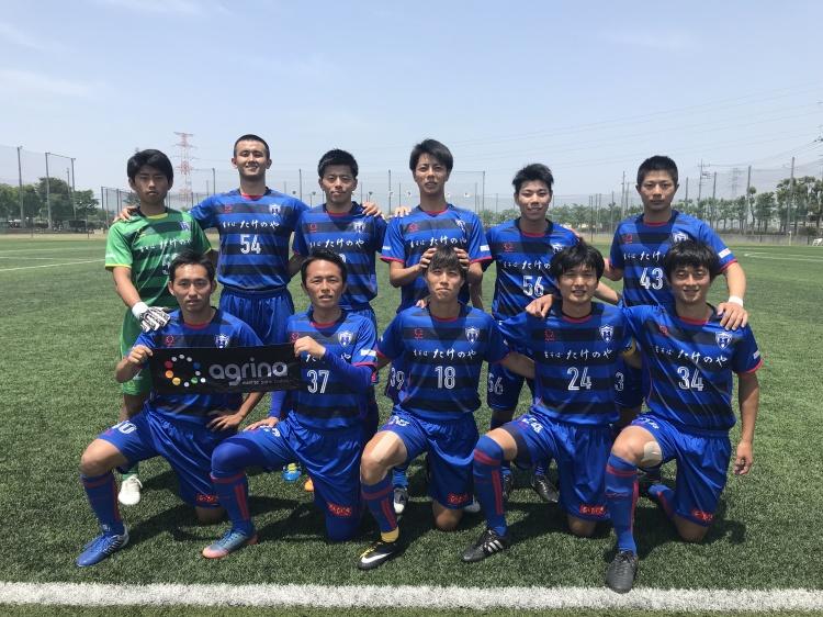埼玉県社会人サッカーリーグ2部B 第8節 vs.クラブフェニックス 試合結果