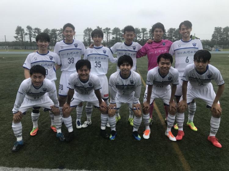 全国社会人サッカー選手権大会関東予選 2回戦 vs.神奈川教員SC 試合結果
