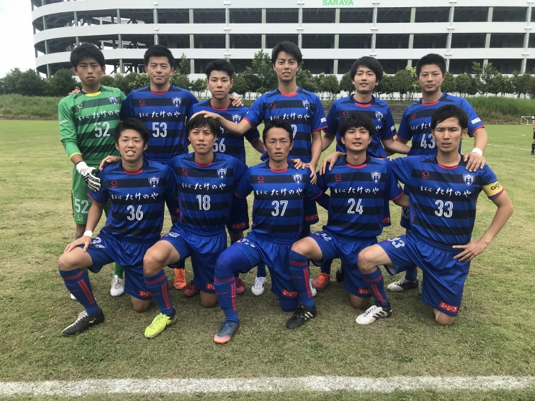 埼玉県社会人サッカーリーグ2部B 第2節 vs.FCファンタ 試合結果