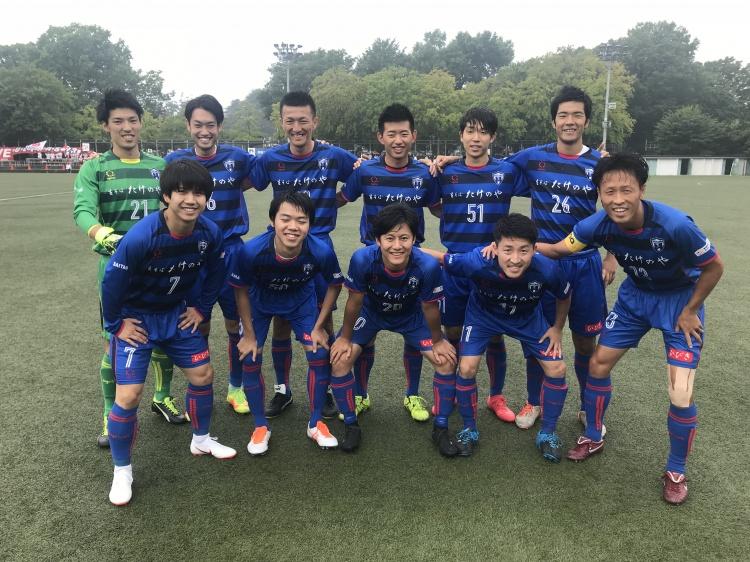関東サッカーリーグ1部 前期第7節 vs.東京23FC 試合結果