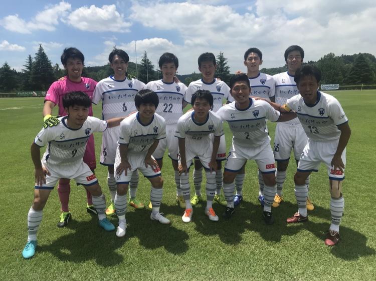 関東サッカーリーグ1部 前期第8節 vs.ヴェルフェたかはら那須 試合結果