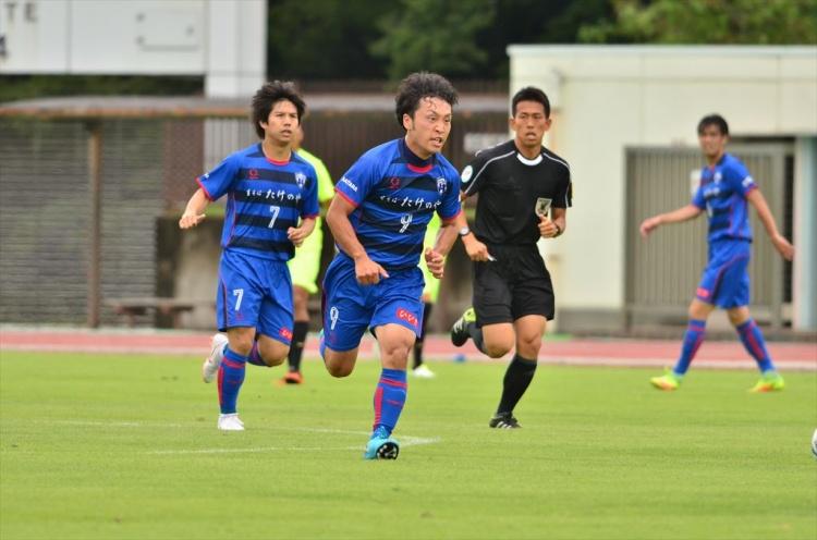 関東サッカーリーグ1部 後期第4節 vs.TOKYO UNITED FC ゴールシーンアップのお知らせ
