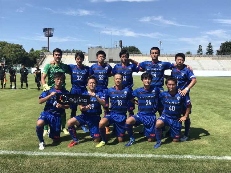 埼玉県社会人サッカーリーグ2部B 第11節 vs.SFC 試合結果