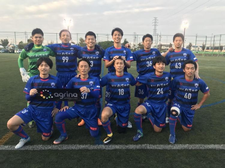 埼玉県社会人サッカーリーグプレーオフ vs.東松山南SSC 試合結果