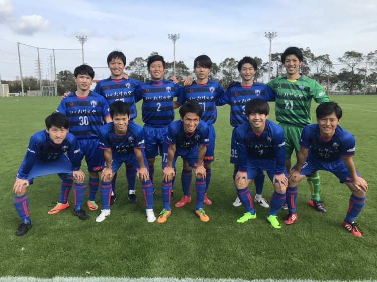 KSL市原カップ予選リーグ 第3節 vs.国際武道大学 試合結果