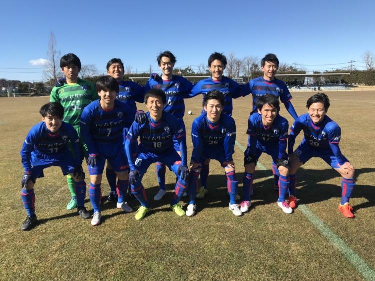 埼玉県社会人サッカー連盟会長杯 3回戦 vs.Cap鴻巣FC 試合結果