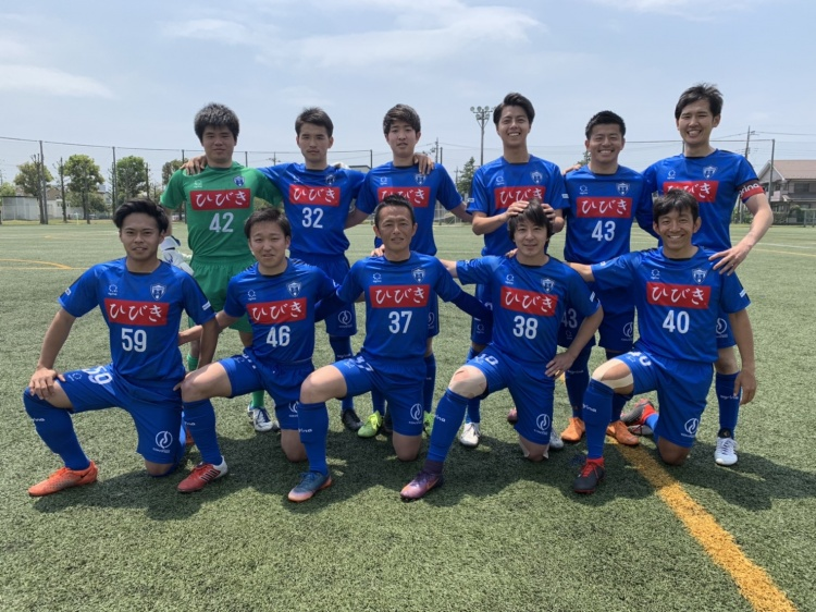 「埼玉県社会人サッカーリーグ2部A 第5節 vs.北坂戸SC」 試合結果