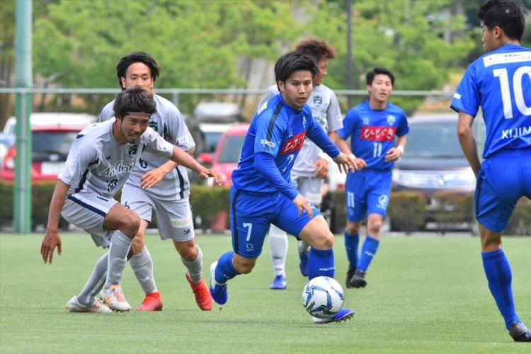 「大宮園芸センター presents match 関東サッカーリーグ2部 前期第5節 vs.アイデンティみらい」イベントレポート
