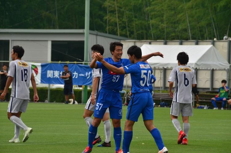 「大宮園芸センター presents match 関東サッカーリーグ2部 前期第5節 vs.アイデンティみらい」ギャラリーアップのお知らせ