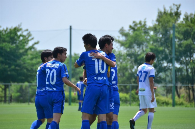 「関東サッカーリーグ2部 前期第6節 vs.エスペランサSC」ギャラリーアップのお知らせ