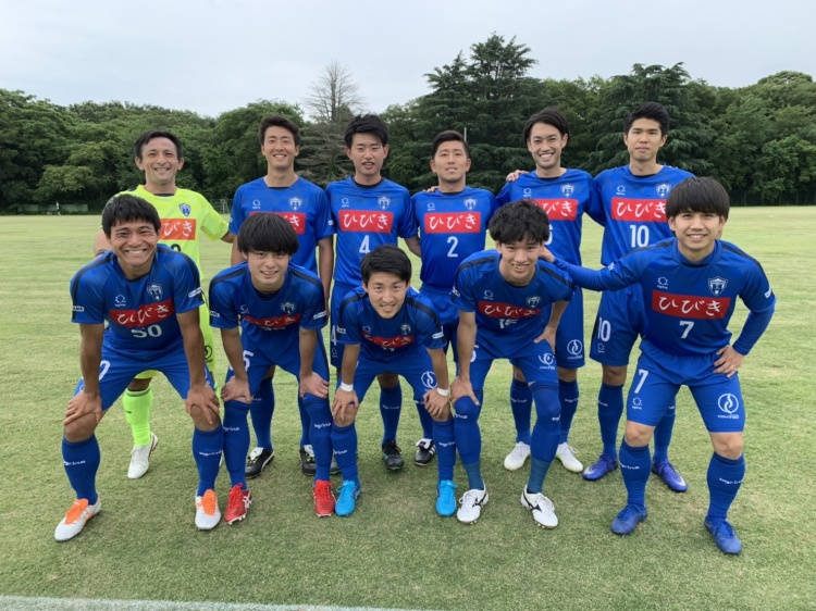 「関東サッカーリーグ2部 前期第7節 vs.tonan前橋」試合結果