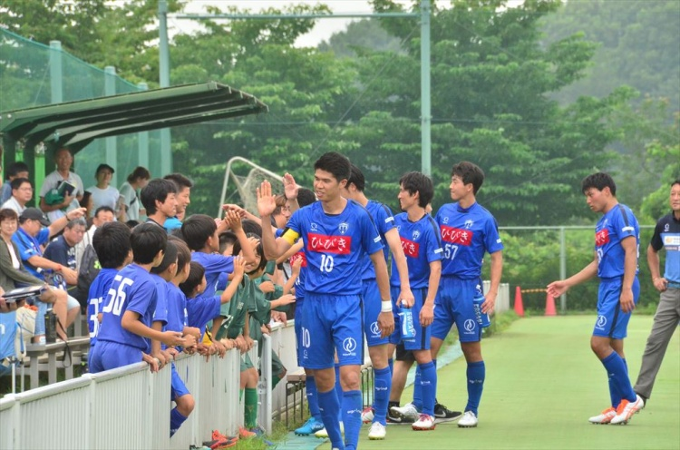 「関東サッカーリーグ2部 後期第2節 vs.東邦チタニウム」イベントレポート