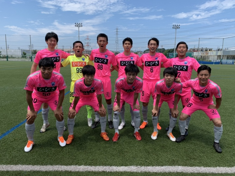 「関東サッカーリーグ2部 後期第3節 vs.神奈川県教員SC」試合結果