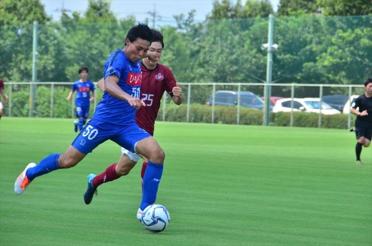 「関東サッカーリーグ2部 後期第4節 vs.早稲田大学ア式蹴球部FC」イベントレポート