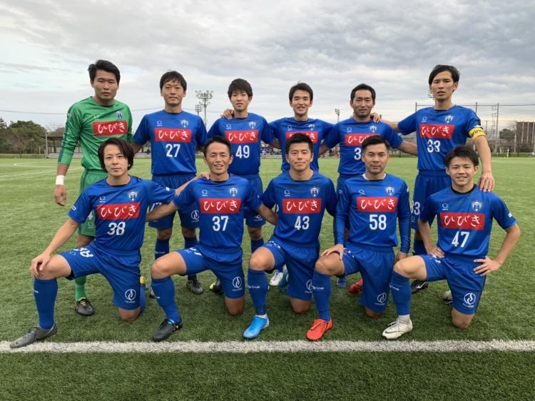 「埼玉県社会人サッカーリーグ2部A 第17節 vs.さいたま市役所」 試合結果