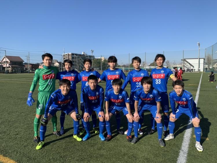 埼玉県社会人サッカー連盟会長杯 2回戦 vs.与野蹴魂会 試合結果