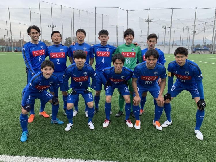 埼玉県社会人サッカー連盟会長杯 3回戦 vs.FC西武台 試合結果