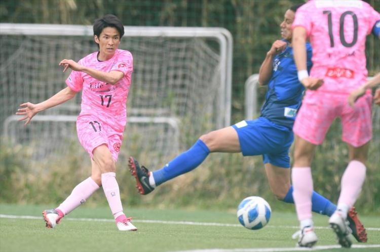 「関東サッカーリーグ2部 前期第1節 vs.アイデンティみらい」ギャラリーアップのお知らせ