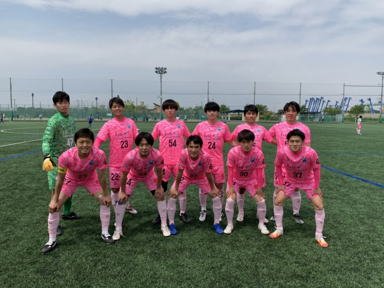 「埼玉県社会人サッカーリーグ2部B 前期第4節  vs.Cap鴻巣FC」試合結果