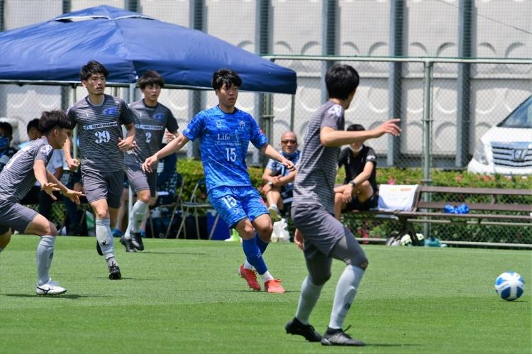 「関東サッカーリーグ2部 前期第6節 vs.東邦チタニウム」ギャラリーアップのお知らせ