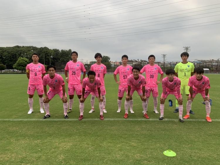 「関東サッカーリーグ2部 後期第4節 vs.横浜猛蹴」試合結果
