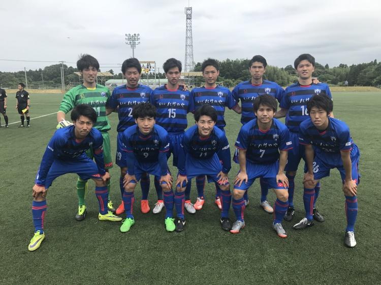 第53回全国社会人サッカー選手権大会 関東予選2回戦 vs.早稲田ユナイテッド 試合結果
