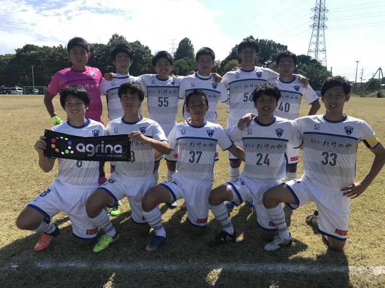 埼玉県社会人サッカーリーグ2部B 第18節 vs.FC・3DEP