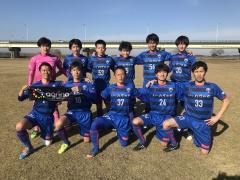埼玉県社会人サッカーリーグ2部プレーオフ vs.鴻巣ラフォージャFC