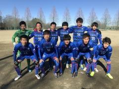 埼玉県社会人サッカー連盟会長杯 1回戦 vs.FC.BOWTH 試合結果