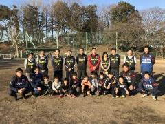 「親子ふれあいサッカー教室」@岩槻諏訪公園のご報告