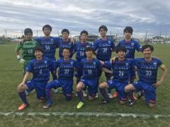 埼玉県社会人サッカーリーグ2部B 第3節 vs.杉戸クラブ 試合結果