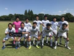 埼玉県社会人サッカーリーグ2部B 第9節 vs.Cap鴻巣FC 試合結果