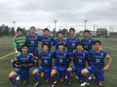 埼玉県社会人サッカーリーグ2部B 第7節 vs.さいたま市役所 試合結果