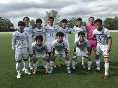 関東サッカーリーグ1部 後期第9節 vs.横浜猛蹴 試合結果