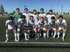 埼玉県社会人サッカーリーグ2部B 第15節 vs.さいたま市役所 試合結果