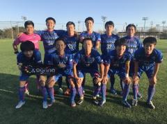 埼玉県社会人サッカーリーグ2部B 第17節 vs.Cap鴻巣FC 試合結果