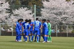 「株式会社ひびき presents match 関東サッカーリーグ2部 前期第1節 vs.Criacao Shinjuku」ギャラリーアップのお知らせ