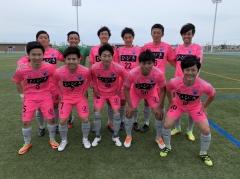 「関東サッカーリーグ2部 前期第2節 vs.東邦チタニウム」試合結果
