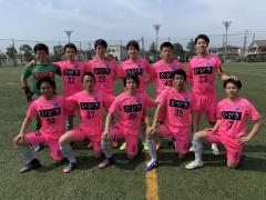 「埼玉県社会人サッカーリーグ2部A 第3節 vs.RSF」 試合結果