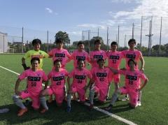 「埼玉県社会人サッカーリーグ2部A 第6節 vs.Cap鴻巣FC」 試合結果